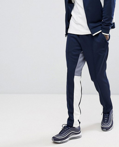 Navy-Blue-Trinda-High-Class-Men-Panels-Sweatpant-Jogger