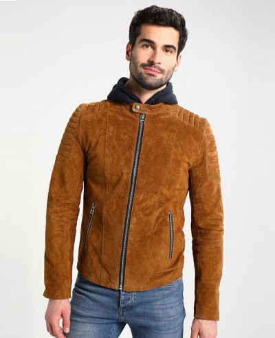 New-Fashionable-Real-Suede-Leather-Jacket