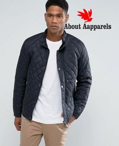 New-Look-Men-Premium-Quilted-Jacket