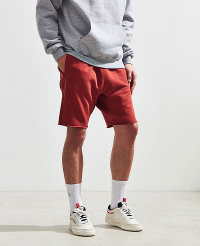 New-Stylish-Custom-Hem-Knit-Short
