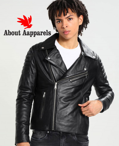 New-Stylish-High-Custom-Made-Leather-Jacket