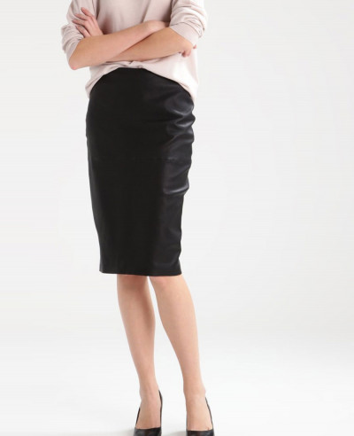 New-Stylish-Leather-Skirt