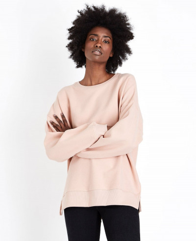 Pale-Pink-Brushed-Slouchy-Sweatshirt
