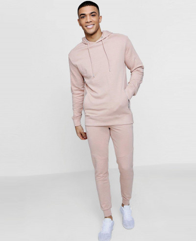 Pullover-Pink-Stylish-Tracksuit-With-Zipped-Pockets
