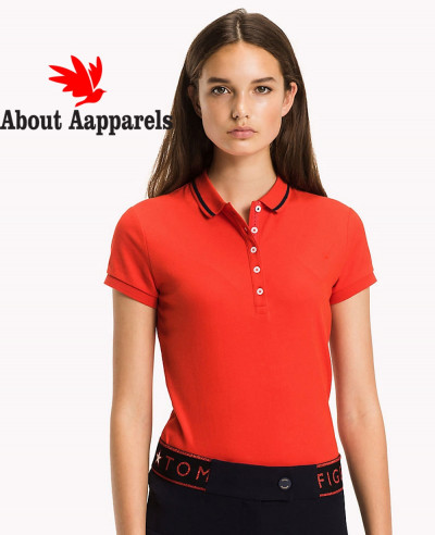 Red-Fitted-Heritage-Stripe-Polo-Shirt