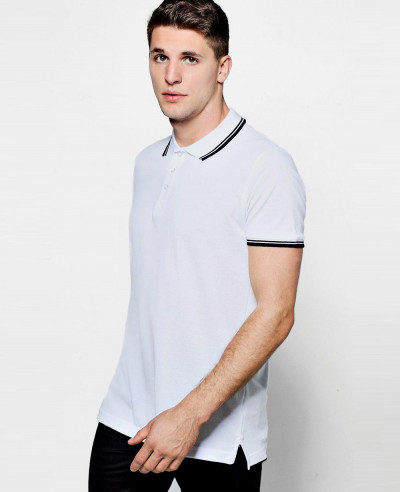 Short-Sleeve-Pique-Polo-With-Tipping-Detail