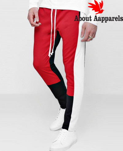 Skinny-Fit-Moto-Panel-Joggers