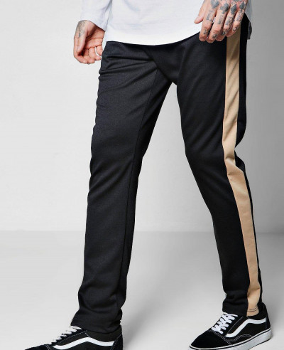 Skinny-Fit-Panel-Joggers-With-Elongated-Drawcord