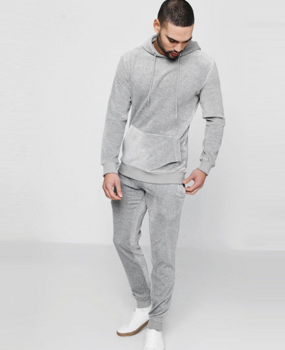 Skinny-Velour-Hooded-Tracksuit