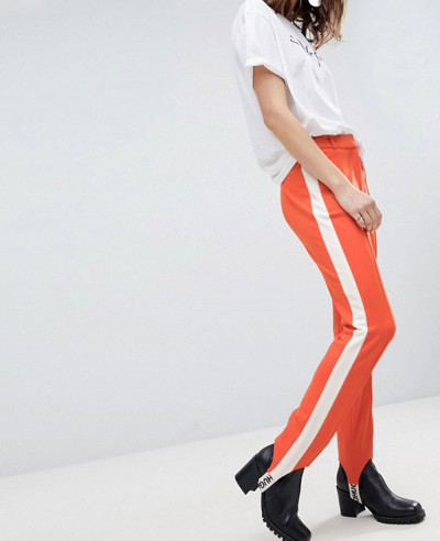Stirrup-Stretch-Trousers