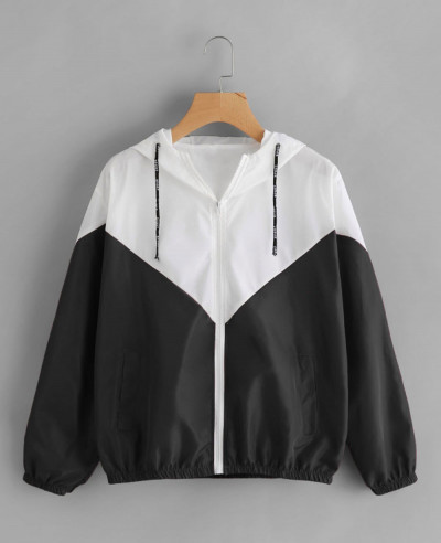 Two-Tone-Windbreaker-Hooded-Jacket