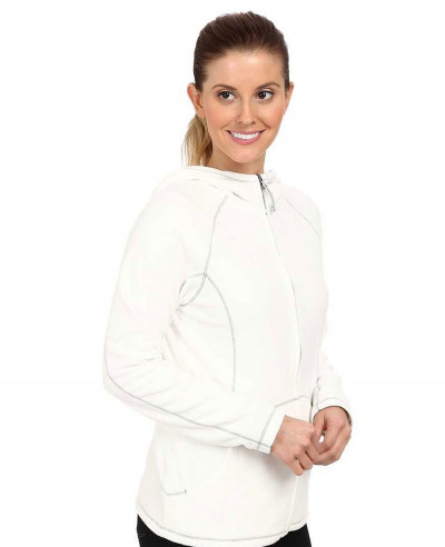 White-Sierra-Womens-Hoodies-&-Sweatshirts