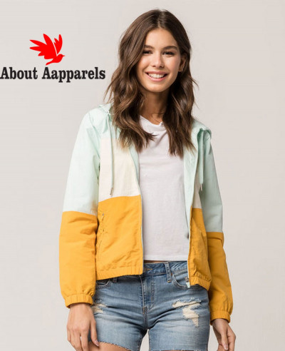 Women-Crop-Windbreaker-Jackets