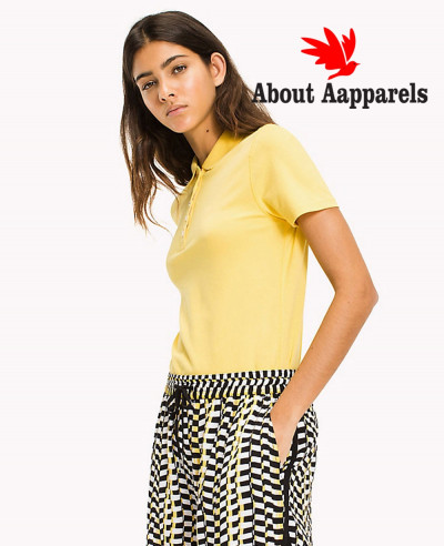 Yellow-Fitted-Heritage-Stripe-Polo-Shirt