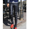 Hot-Selling-Men-Autumn-Winter-Mens-Slim-Fit-Motorcycle-Leather-Pants