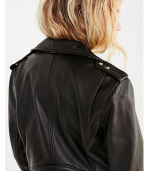 New-Fashionable-Faux-Leather-Banded-Moto-Jacket
