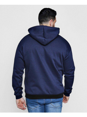 Big-And-Tall-Spliced-Colour-Block-Hoodie