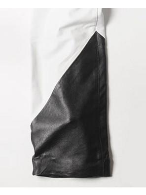 Block-Color-Style-Paneled-Men-Genuine-Real-Leather-Biker