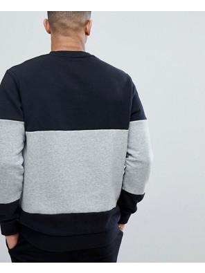 Chuck-Patch-Crew-Neck-Sweatshirt-In-Black