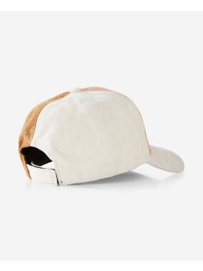 Color-Block-Faux-Suede-Baseball-Hat