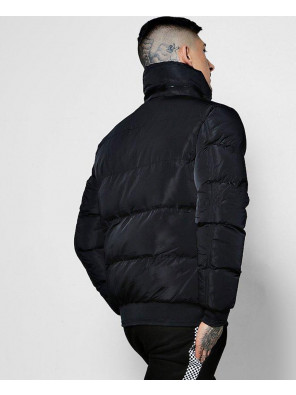 High-Rich-Padded-Funnel-Neck-Puffer-Jacket