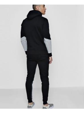 Men-Colour-Block-Hooded-Tracksuit