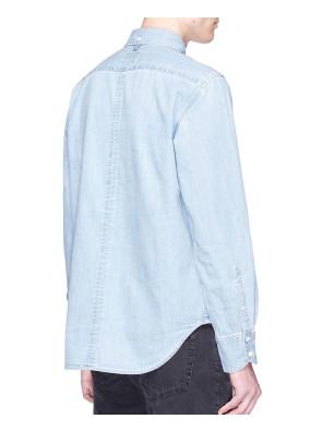 Men-Stylish-Blue-Denim-Shirt