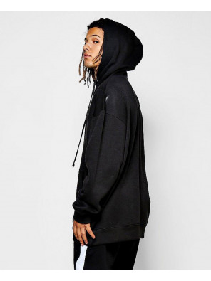 Navy-Blue-Oversized-Hoodie-with-Elongated-Drawcord