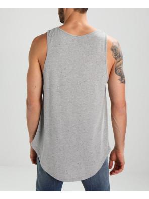 New-Look-Men-Grey-Tank-Top