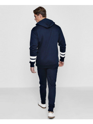 New-Stylish-Fleece-Colour-Block-Tracksuit