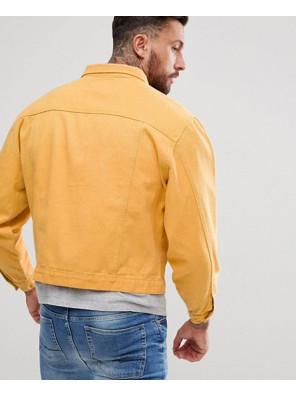 Oversized-Denim-Jacket-Mustard