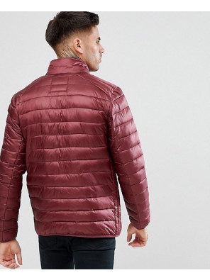 Padded-Jacket-In-Burgundy