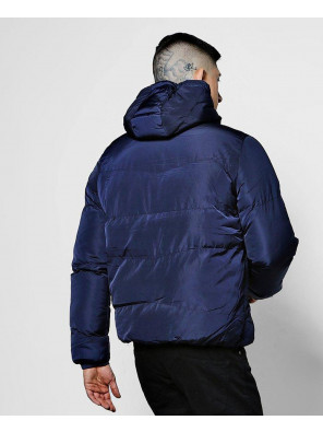 Puffer-With-Tech-Zipper-Jacket-In-Navy-Blue