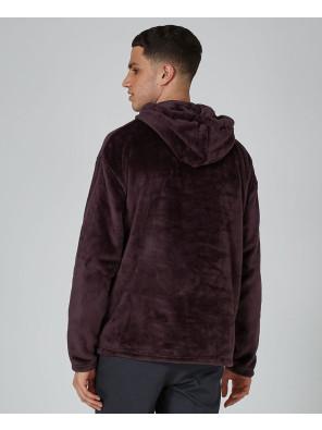 Purple-Faux-Fur-Hoodie