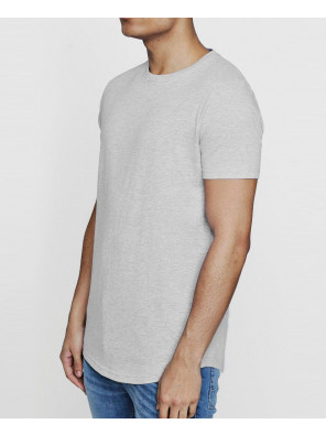 Short-Sleeve-Longline-T-Shirt-with-Curve-Hem