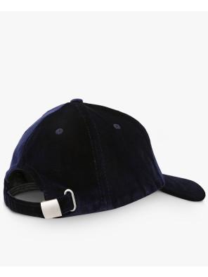Soft-Curved-Peak-Cap-in-Velvet