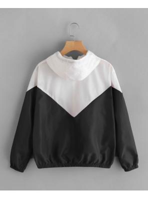 Two-Tone-Windbreaker-Hooded-Jacket