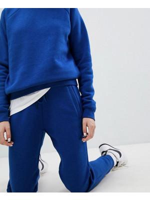 Women-Raglan-Sleeve-Royal-Blue-Custom-Fleece-Tracksuit