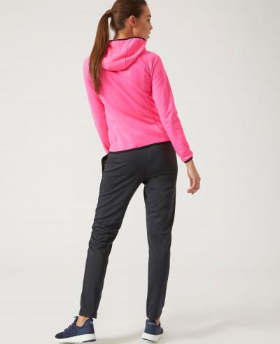 Athletic Tracksuit In Technical Fabric