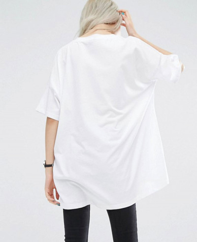 Best Selling Women Super Oversized Fit T Shirt