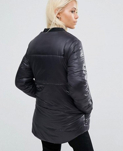 Cheap Women Puffer Padded Jacket