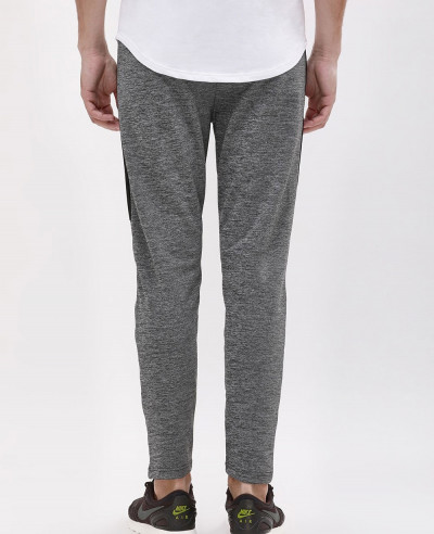 Contrast Side Panel Knitted Joggers