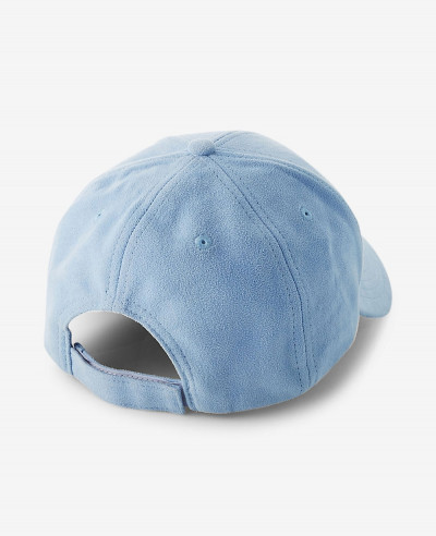 Faux Suede Baseball Hat
