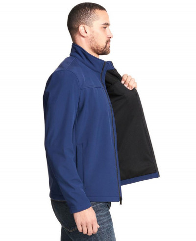 Handmade Custom Breathable Water Resistant Softshell Jacket