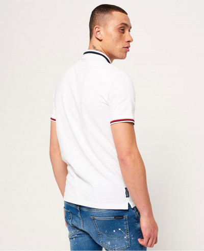 High Made City Concord Pique Polo Shirt