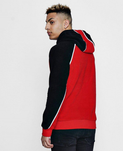 High Quality Men Fleece And Jersey Hoodie