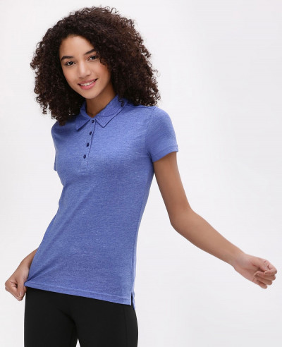 Hot Selling Women Custom Core Polo Shirt