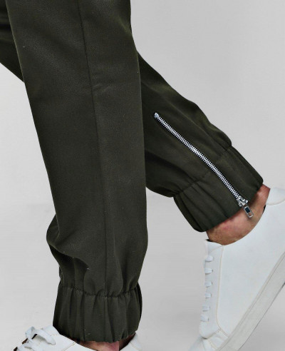 Hot Selling Jogger Style Cargo Trousers