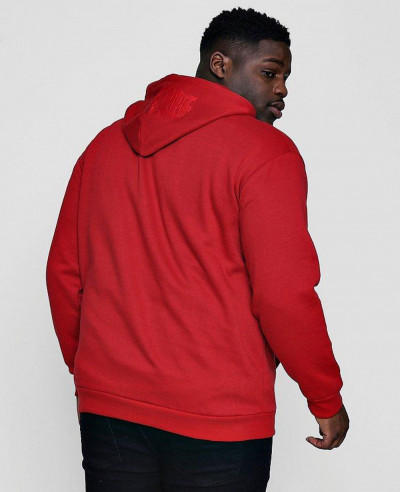 Hot-Selling-Men-Big-And-Tall-Hoodie-In-Fleece