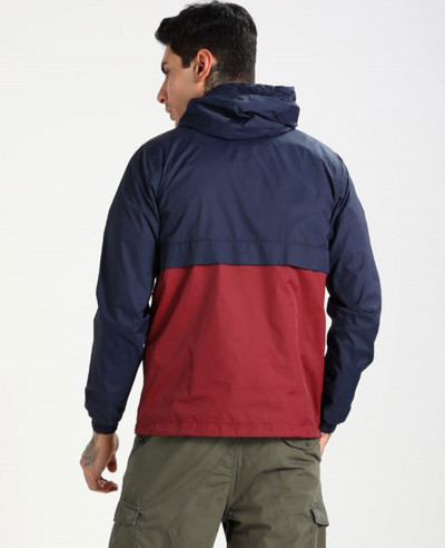 Hot Selling Men Custom Windbreaker Jacket